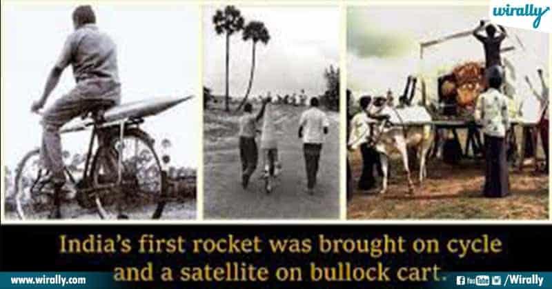 first rocket