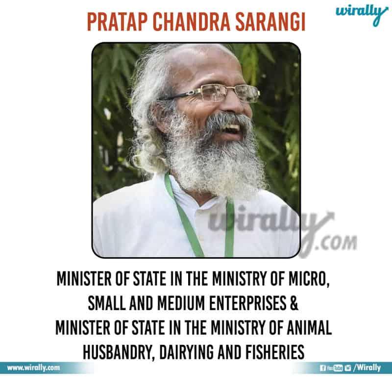 22 - Pratap Chandra Sarangi