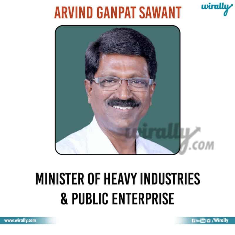 23 - Arvind Ganpat Sawant