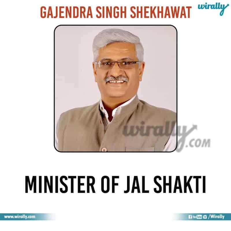 25 - Gajendra Singh Shekhawat