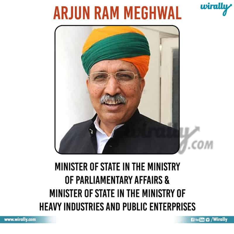 3 - Arjun Ram Meghwal