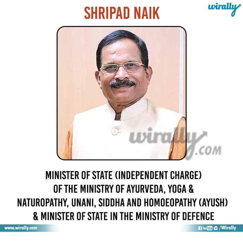 3 - Shripad Naik