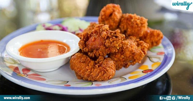 chicken pakodi