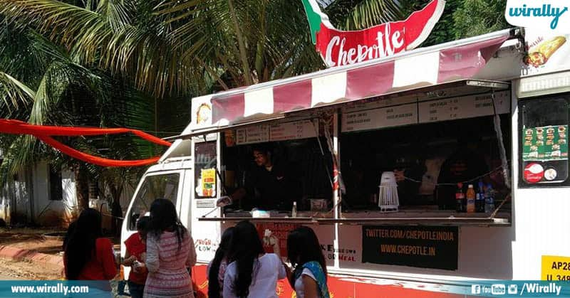 These Top 10 Food Trucks In Hyderabad Are Your Saviours During