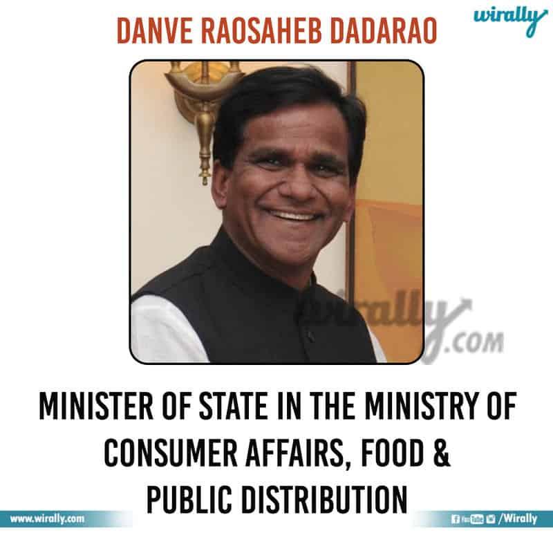 6 - Danve Raosaheb Dadarao