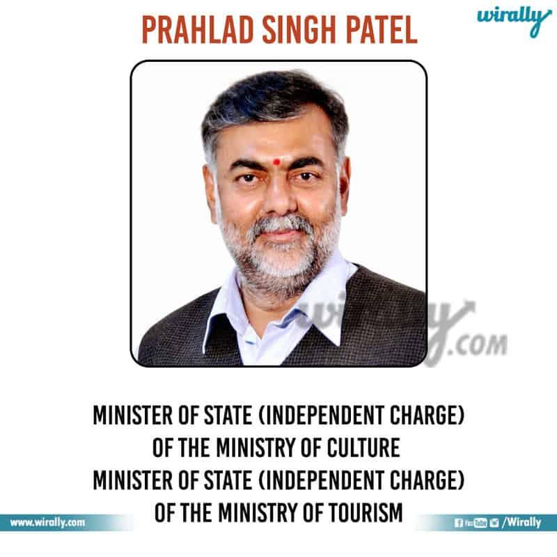 6 - Prahlad Singh Patel