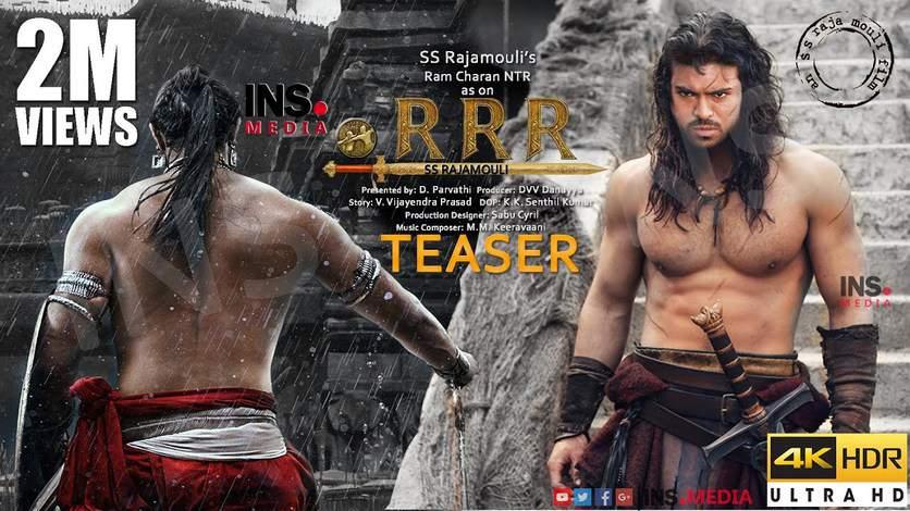 RRR Trailer