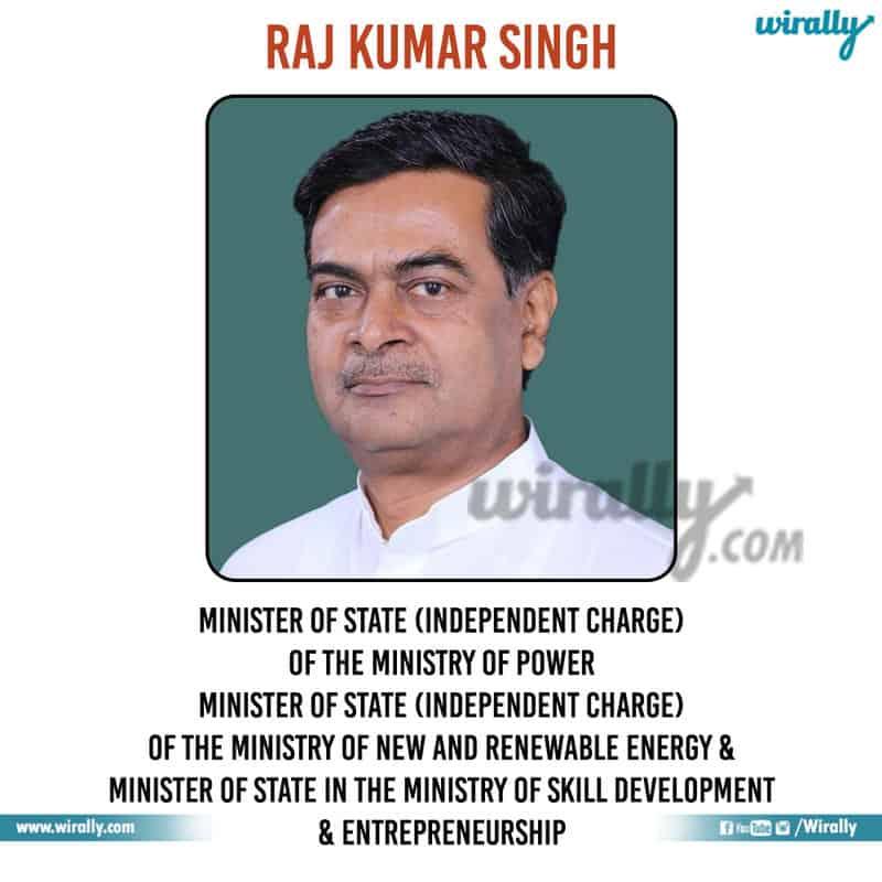 7 - Raj Kumar Singh