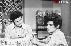 7. Balakrishna young age pic with his brother Harikrishna