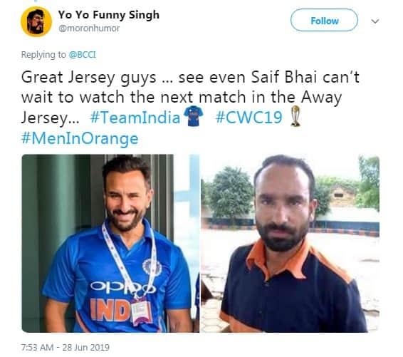 Indian Jersey Meme