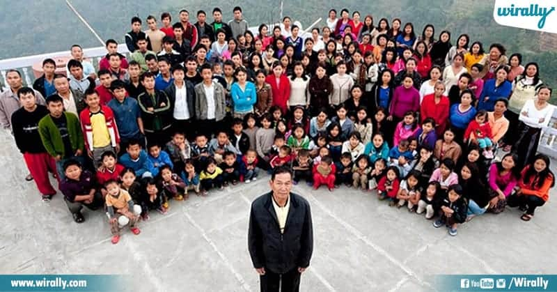 Biggest family in the world