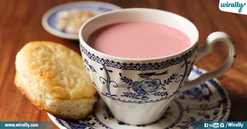 Kashmir chai