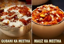 Hyderabadi sweets