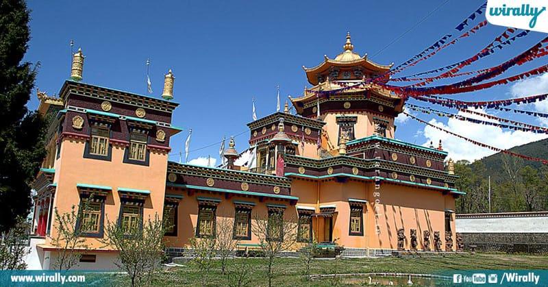 Chokling Monastery, Bir