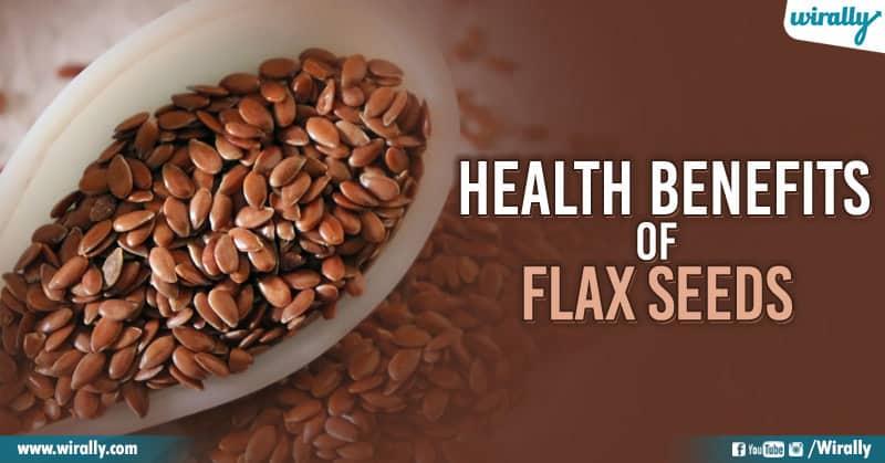 Flax Seeds Avisa Gingalu And Their Amazing Health Benefits Wirally