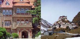 Himachal Historical places