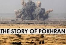 Pokhran Real story