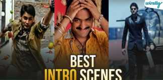 The Best & Alltime Introduction Scenes Of Our Star Heros Till Date