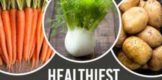 Healthiest Root Vegetables
