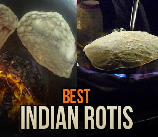 Indian Rotis