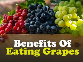 Benefits Of Eating Grapes