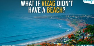 Beach in vizag