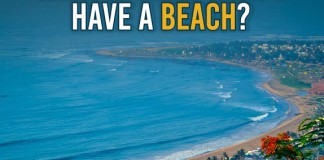 beach in vizag