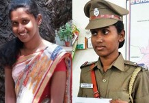 first trans woman sub-inspector