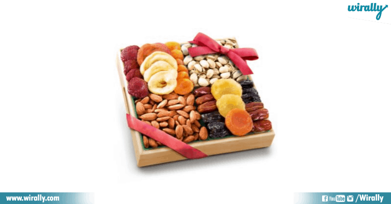 Dried Fruits: