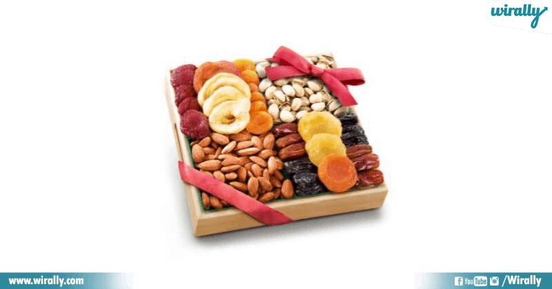 Dried Fruits: