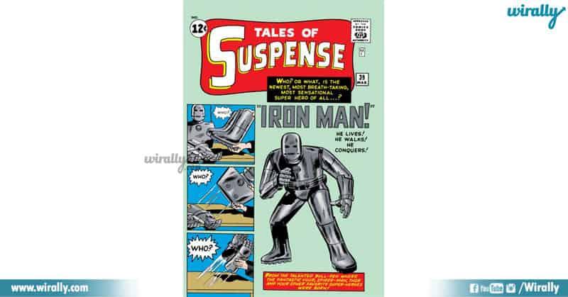 15 - iron man