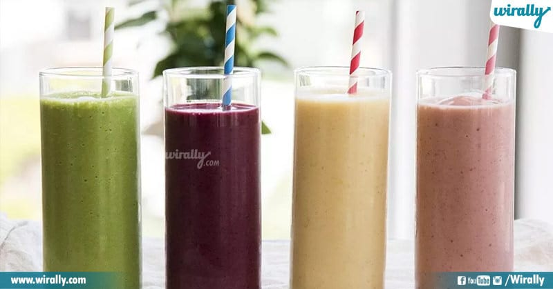 2 - smoothies