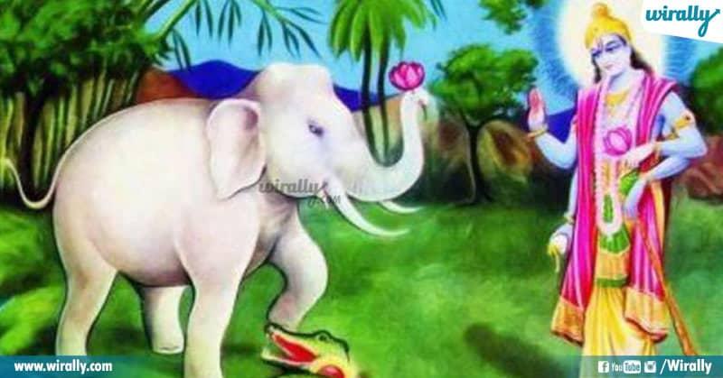 'Gajendra Moksham'