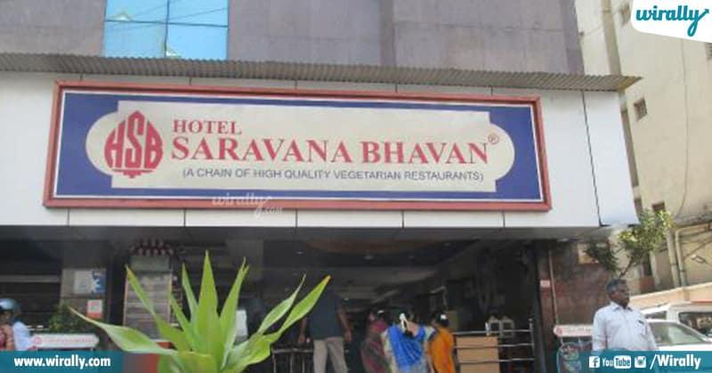 4 - saravana bhavan
