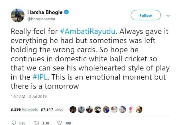 4. Harsha Bhogle