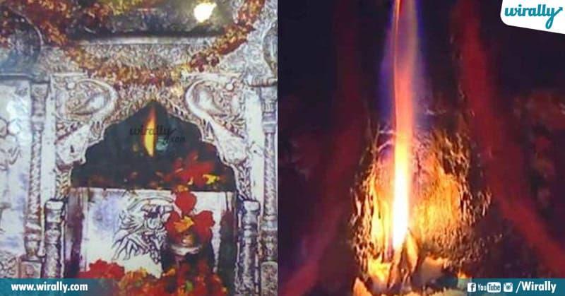 జ్వాలాముఖి ఆలయం