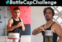 Akshay Kumar To Arjun New Bottle Cap Challenge Is Taking Over The Internet - Web