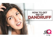 Remedies That You Must Try To Get Rid Of Dandruff