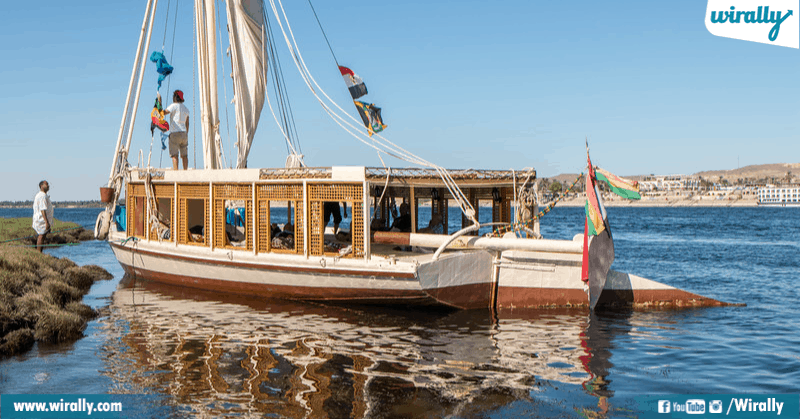 Felucca Boat Ride