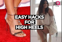 Smart ways to wear a Heels