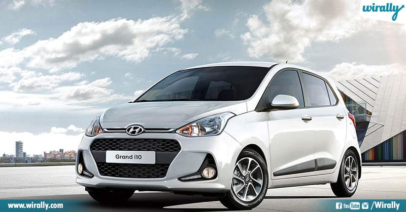 Hyundai Grand i10 facelift