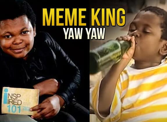 Few Lesser Known Facts About Nigerian Actor And Meme King Osita