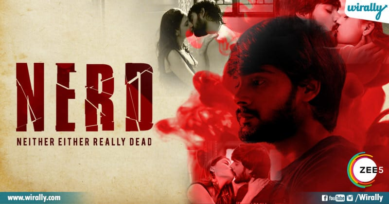 NERD : The First Adult And Psycho Thriller Telugu Web Series From