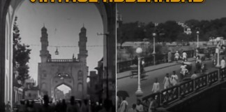 Old Documentary Videos On Hyderabad During 1947 Will Gives You Vintage Feels