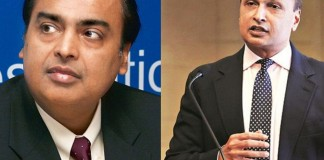 Full Story of Ambani brothers