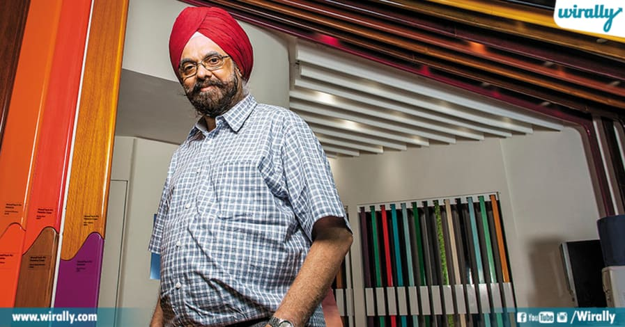 founder of asian paints