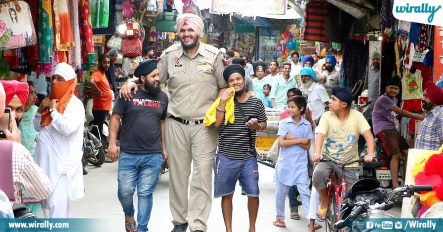 Jagdeep Singh photo in market