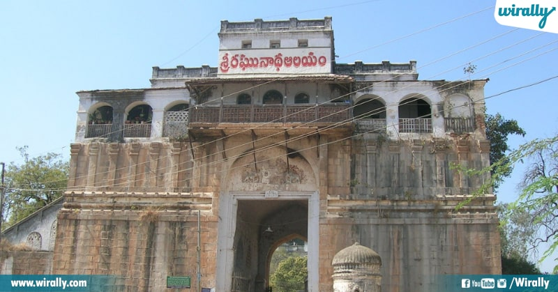 Nizamabad Fort