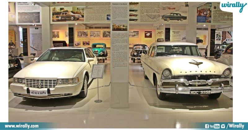 G.D Naidu Car Museum