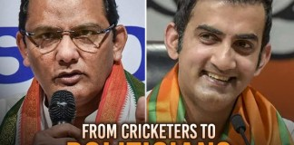 successful cricketers who are as successful in politics - Web